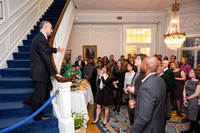 Irish Embassy Reception for 2013 Beltway-Belfast Boxing Classic