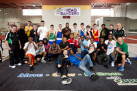 2014 Belfast-Beltway Boxing Training Session